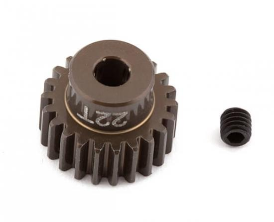 Associated Factory Team Alum. Pinion Gear 22T 48Dp 1/8 Shaft