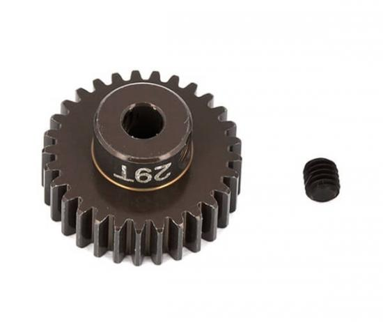 Associated Factory Team Alum. Pinion Gear 29T 48Dp 1/8 Shaft
