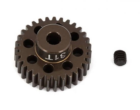 Associated Factory Team Alum. Pinion Gear 31T 48Dp 1/8 Shaft