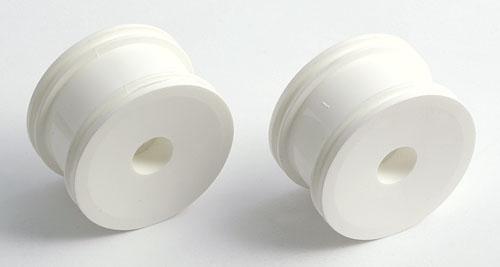 Narrow Dish Wheel - white