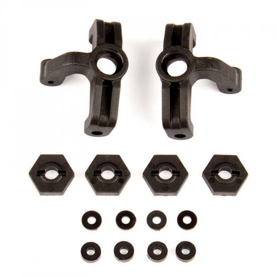 Associated Reflex 14B/14T Steerign Blocks + Wheel Hexes