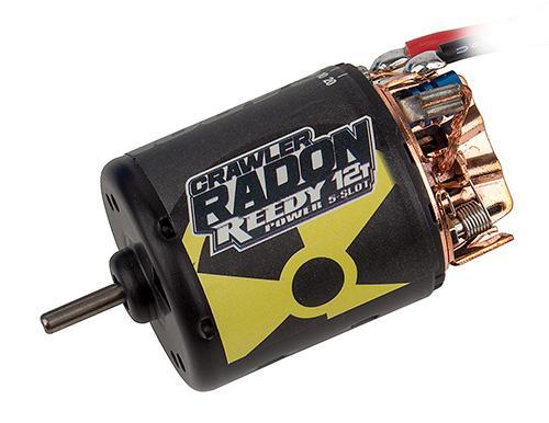 Reedy Radon 2 Crawler 12T 5 Slot 2700Kv Brushed Motor