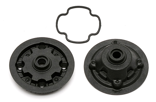 Associated RC10TC6 Gear Diff Case and Pulley ** CLEARANCE **