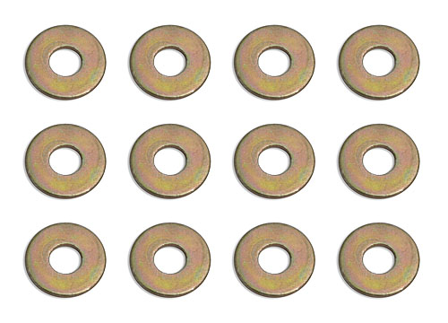 #4 Steel Washers 1/8 ** CLEARANCE **