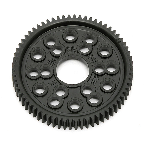 Associated 66T Spur Gear 48Dp - Alternative To HPI-113706