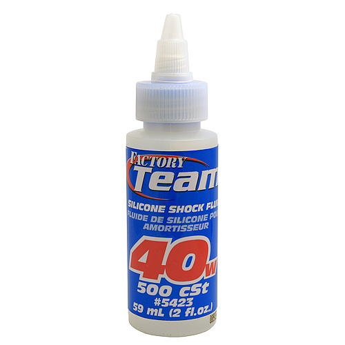Associated Pro Silicone Shock Oil - 40WT