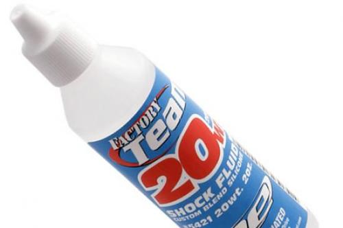 Associated Pro Silicone Shock Oil - 22.5WT (238Cst)