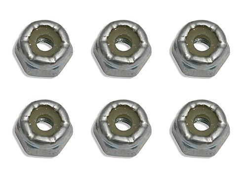 4-40 Wheel Locknuts