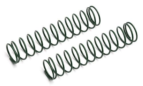 Rear Shock Spring - green - 1.90 lb