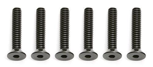 4-40 X 5/8 Inch Flat Head Socket Screw