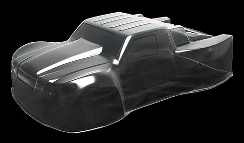 Associated Prolite 4X4 Body Shell Clear