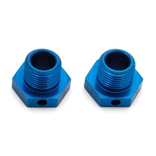 Associated Hex Drives - 17mm - Blue