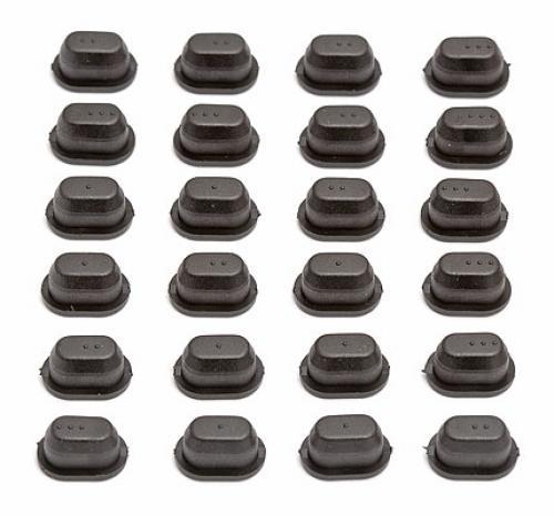 Hinge Pin Bushings - 1/2/3 dot