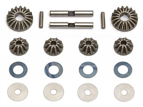 Diff Sun - Planet Gears - Washers - Pins