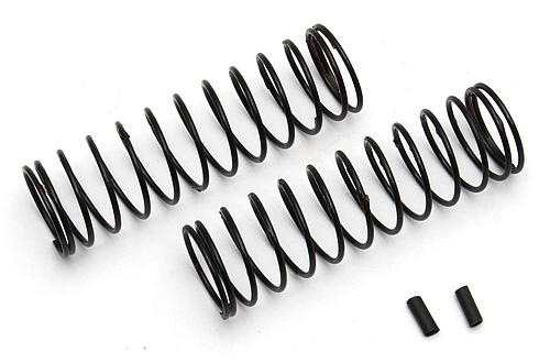Associated 12mm Big Bore Rear Spring Black 1.90Lb