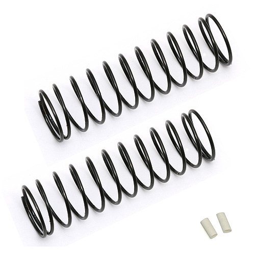 Associated 12mm Big Bore Rear Spring White 2.10Lb