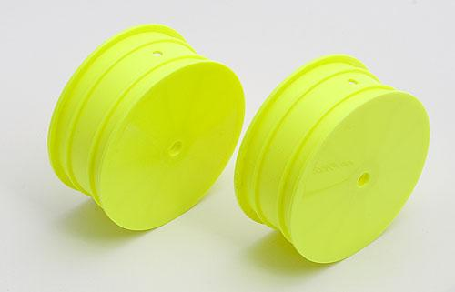 Front Wheel - 2.2 Inch - yellow