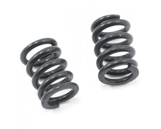 Axial Slipper Spring 8.5x12 165 lbs/in - Black (2pcs)