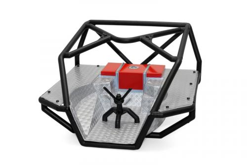 Axial SCX10 Roll Cage Flat Bed Set