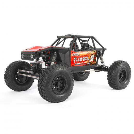 Axial Capra 1.9 RTR - Red
