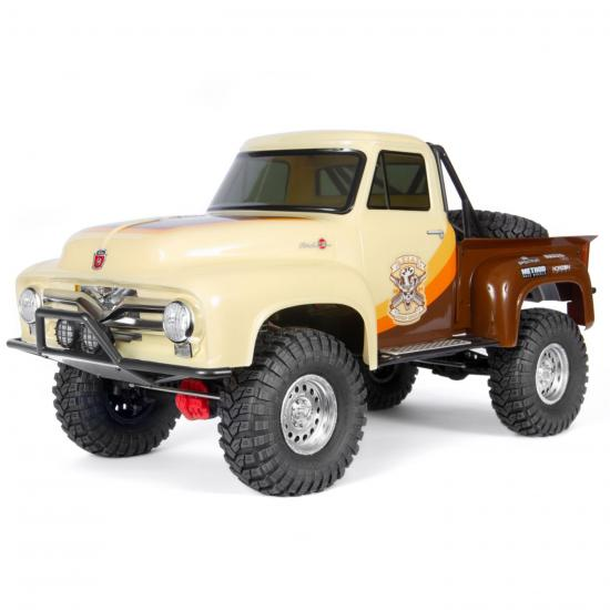 Axial SCX10-2 1955 Ford F-100 RTR - Brown