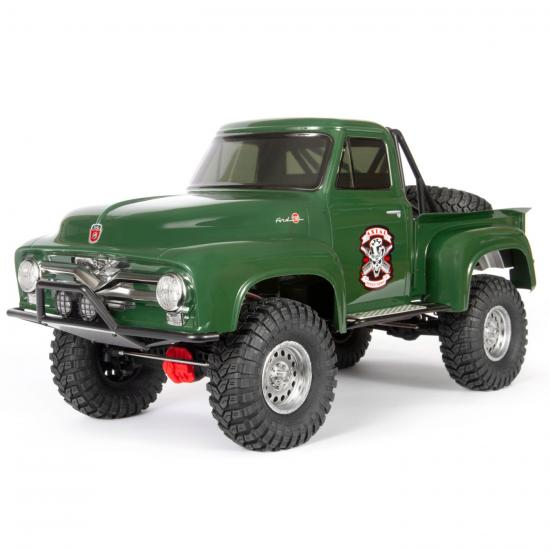 Axial SCX10-2 1955 Ford F-100 RTR - Green