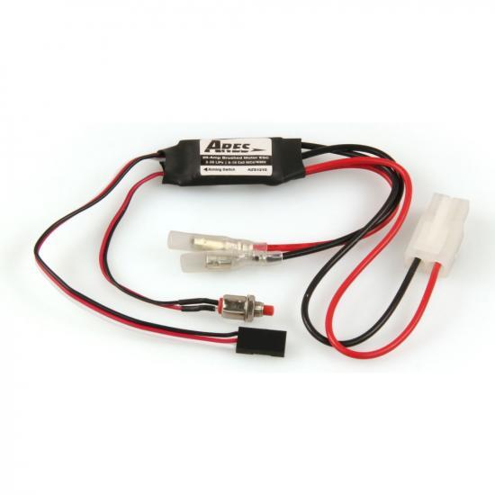 Ares Azs1210 20Amp Brushed Esc (Gamma)