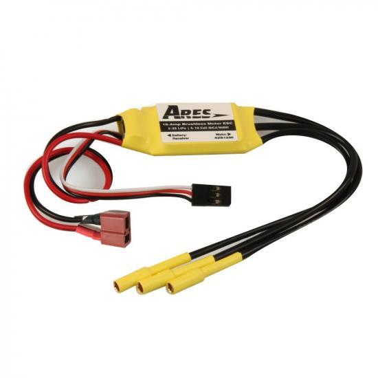 Ares Azs1230 18 Amp Brushless Motor Esc Gamma 370