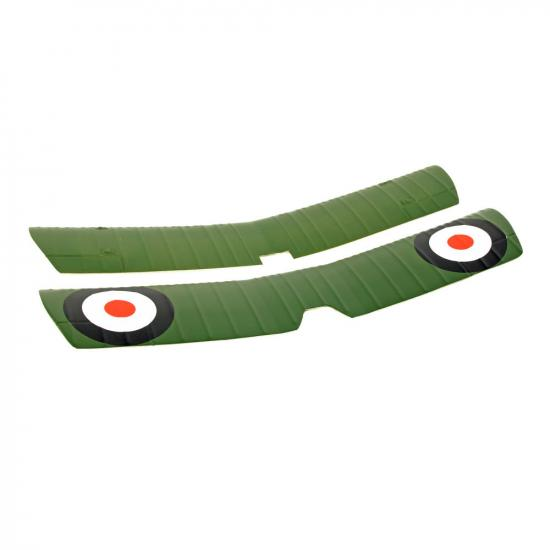 Wing Set W/Decals Sopwith Pup