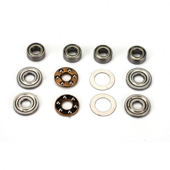 Blade 300X Main Grip Bearing Kit