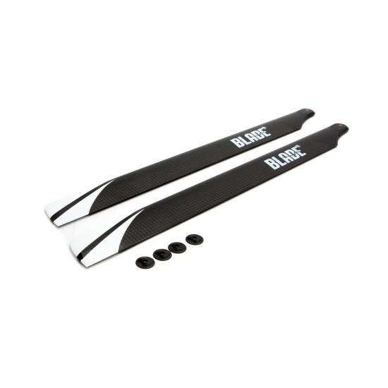 360mm Carbon Fibre Main Rotor Blades