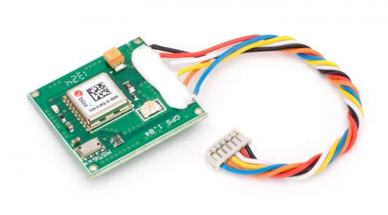 350 QX GPS Receiver with Altimeter