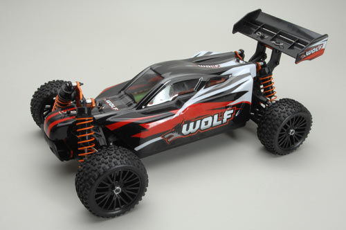 DHK Wolf Brushed EP 4WD ARTR Euro