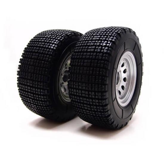 Carisma M10Sc Wheel/Tyre Mounted (Pr)