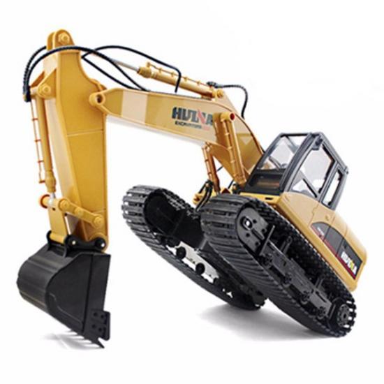 Huina 1:14 RC Excavator - 15 Function