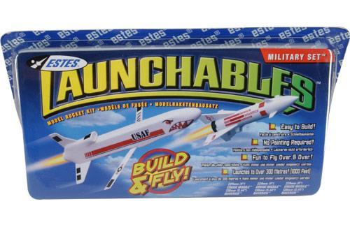 Estes Maverick/Cruise Missile -Launchable