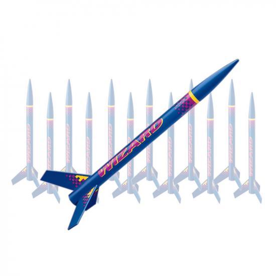 Estes Rocket - Wizard (12pk) - Skill Level 1