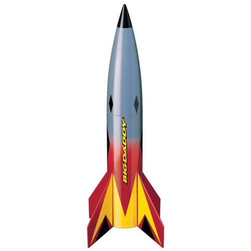 Estes Rocket - Big Daddy - Skill Level 2