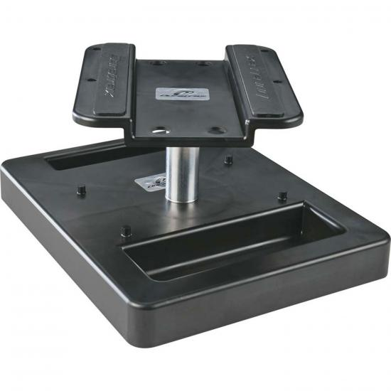 Pit Tech Deluxe Truck Stand Black