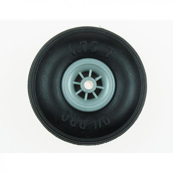 Dubro DB275T Treaded L/B Wheels 2 3/4Ins