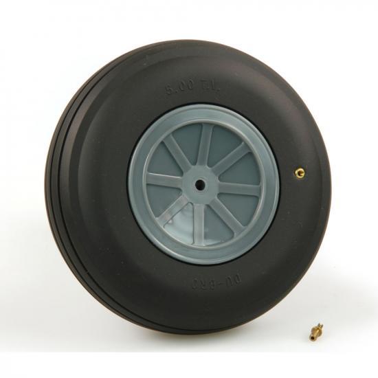 Dubro DB500Tv Lg Treaded Inflatable Wheel 5