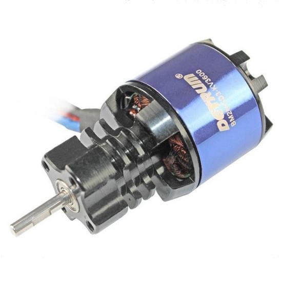 Dynam Brushless Motor Kv3600 (Replaces Dy-Bm2815D-Kv3300)
