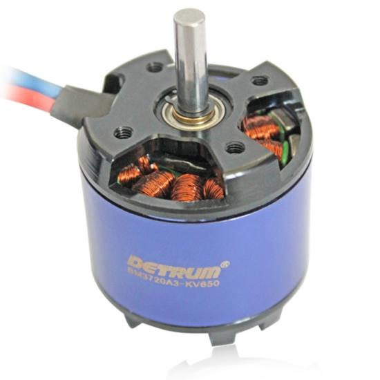 Dynam Brushless Motor Kv650 (Sbach - Pitts - Su26 - Waco)