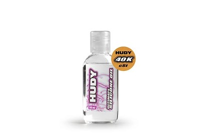 Hudy Ultimate Silicone Oil 40 000 Cst - 50Ml