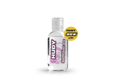 Hudy Ultimate Silicone Oil 80 000 Cst - 50Ml