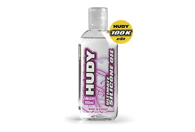 Hudy Ultimate Silicone Oil 100 000 Cst - 100Ml