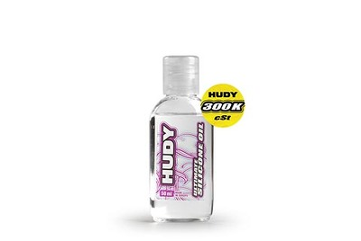 Hudy Ultimate Silicone Oil 300 000 Cst - 50Ml