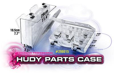 Hudy Parts Case