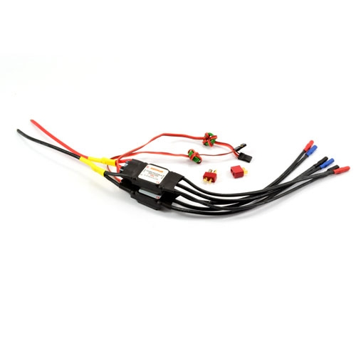 Dynam 40A Brushless Esc X 2 Twin Wired (Bf110) ** CLEARANCE **
