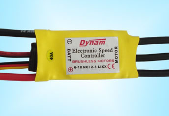 Dynam 40A Brushless Esc